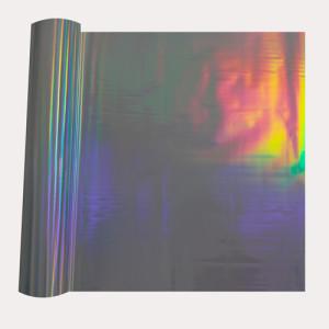 Holographic Fabric Film