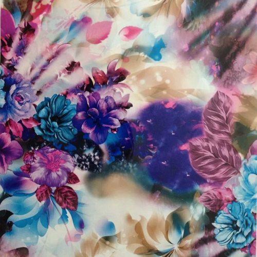 Fabric Foil Printing