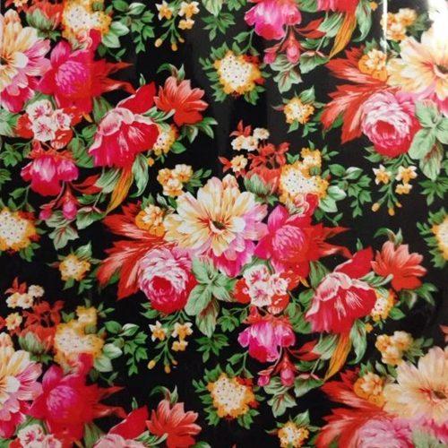 Flower Pattern heat transfer film