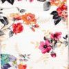 Flower Printed Transfer Film Paper