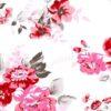 Flower Printed Hot Transfer Film