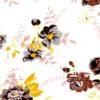 Washable Resistance Flower Hot Transfer Foil
