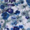 Flower Pattern Leather Filim