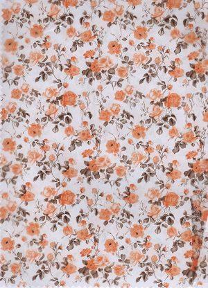 Small Flower Pattern Hot Foil