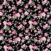 Flower Pattern Transfer Hot Foil