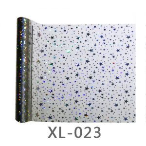 Star Pattern Hot Stamping Foil