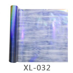 Rainbow Line Hot Transfer Film