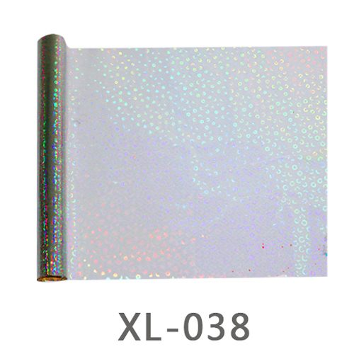 Thick Line PU PVC Hot Stamping Foil