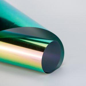 iridescent vinyl